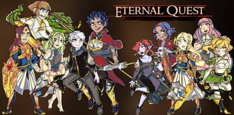 Eternal Quest: Online