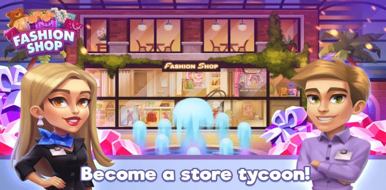 Fashion Shop Tycoon