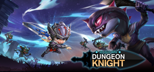 Dungeon Knight: 3D Idle RPG