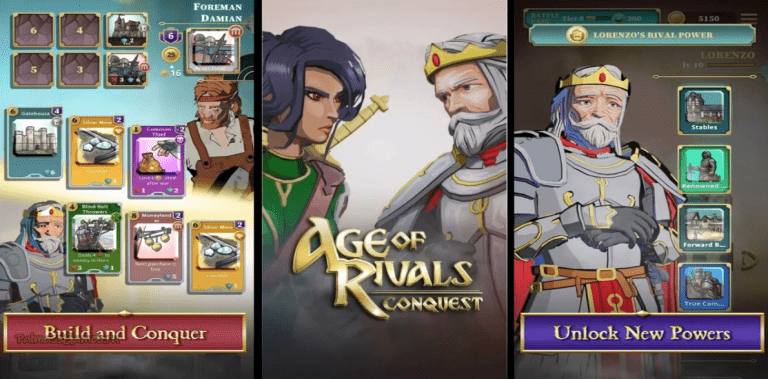 Age of Rivals: Conquest