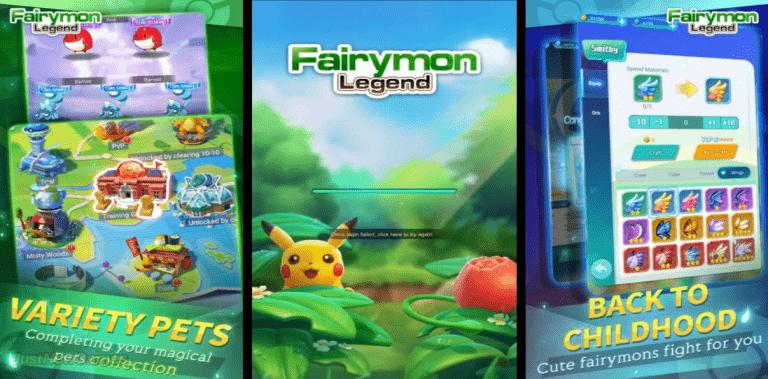 Fairymon Legend (Pokémon)