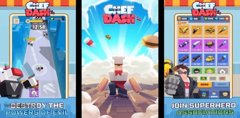 Chef Dash!