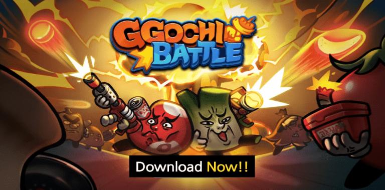 GGochi battle : pvp stars