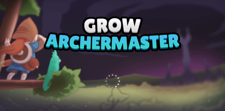 Grow ArcherMaster - Idle Action Rpg