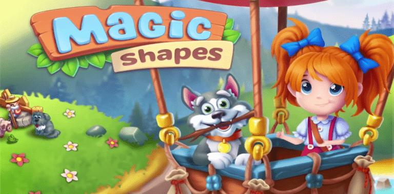 Magicshapes: Match 3 Puzzle