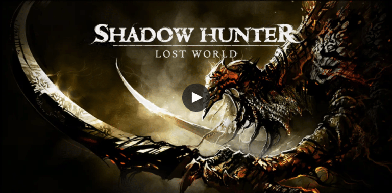 Shadow Hunter : Lost World - Epic Hack and Slash (Early Access)