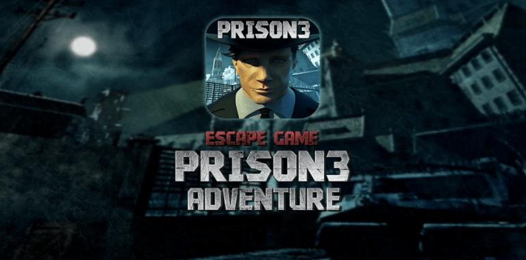 Escape game:Prison Adventure 3