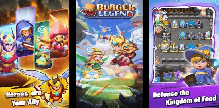 Burger Legend