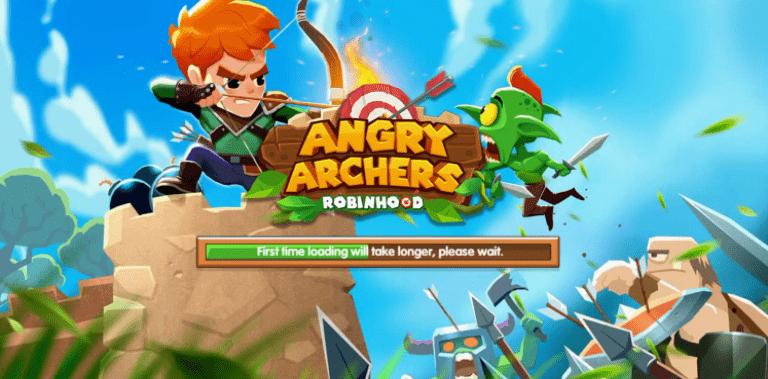 Angry Archers:Robinhood