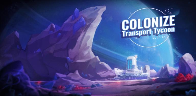 Colonize: Transpor Tycoon
