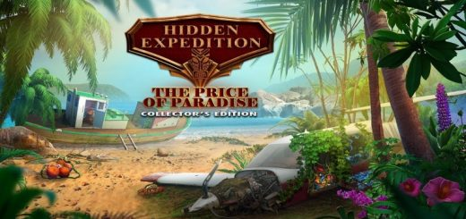 Hidden Expedition: Paradise