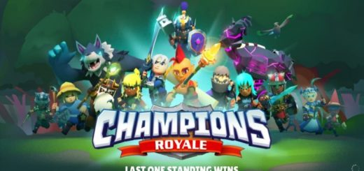 Champions Royale RPG