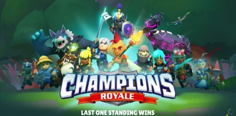 Champions Royale RPG
