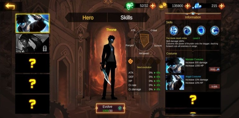 Shadow Lord: Solo Leveling (Early Access)