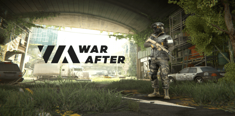 War After: PvP action shooter 2021
