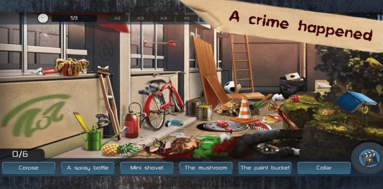 Sherlock Holmes' Journey - Hidden Objects