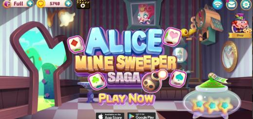 Alice Minesweeper Saga