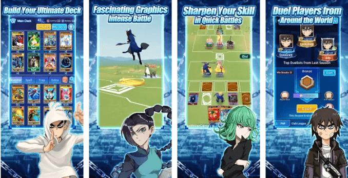 Battle Card
