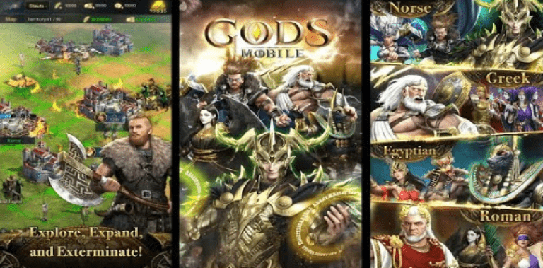 Gods Mobile