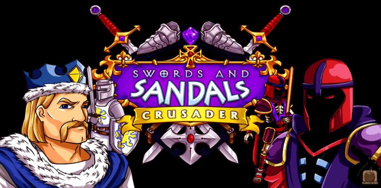 Swords and Sandals Crusader Redux