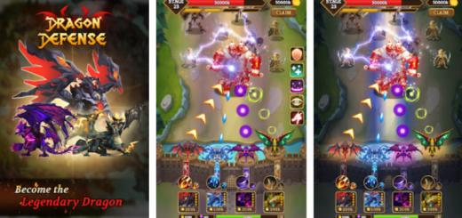 Dragon defender: Epic dragon war