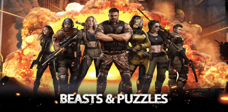 Beasts & Puzzles