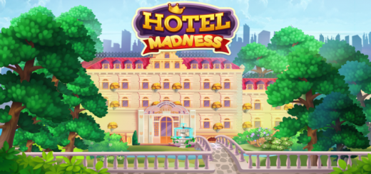 Hotel Madness: Grand Hotel Doorman Mania Story