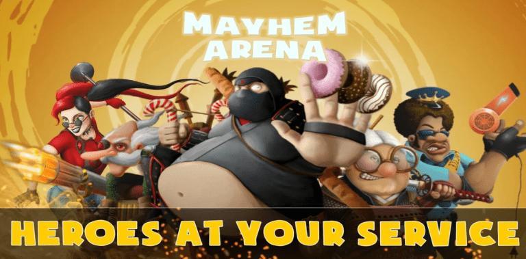 Mayhem Arena | Mass Idle Auto Battler RPG