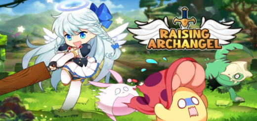 Raising Archangel: AFK Angel Adventure
