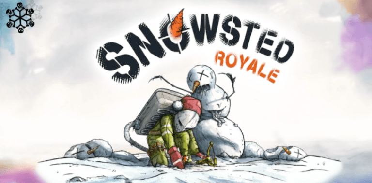 Snowsted Royale - Arcade Multiplayer 2D Shooter