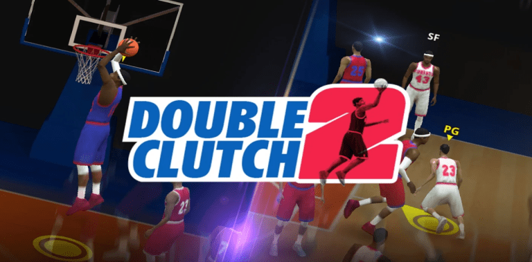 DoubleClutch 2 : Basketball Game