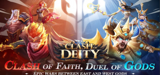 Clash of Deity