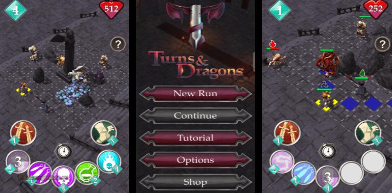 Turns & Dragons
