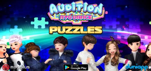 AyoDance Puzzles