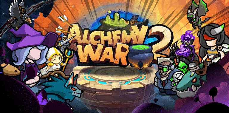 Alchemy War2: Clash of Magic