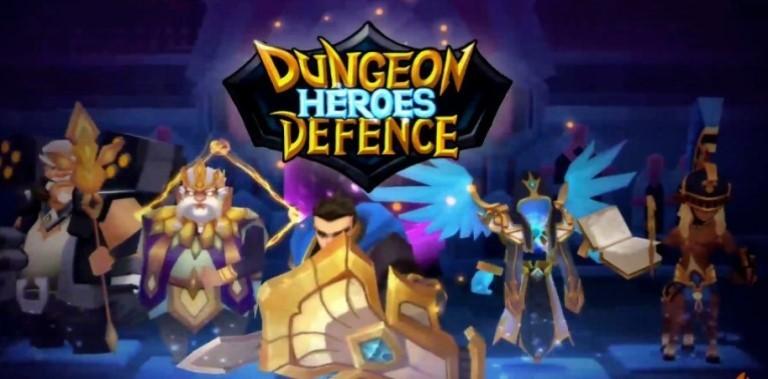 Dungeon Heroes Defense
