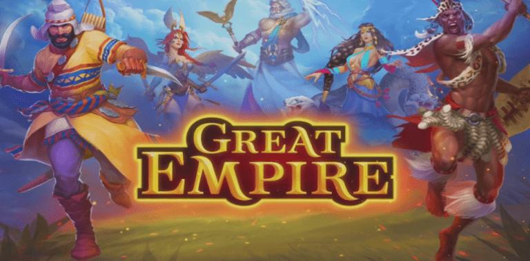 Great Empire: Epic puzzle battler