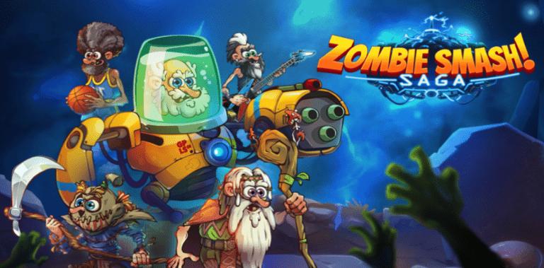 ZombieSmash! Idle Saga