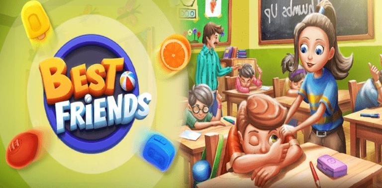 Best Friends: Puzzle & Match - Free Match 3 Games