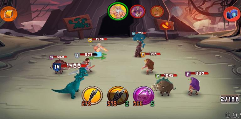 ChipiTales: Hercules