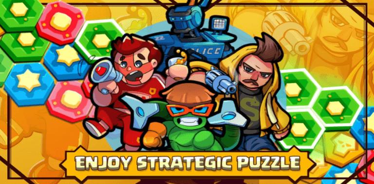 PuzzleWars: Match-3 Battles