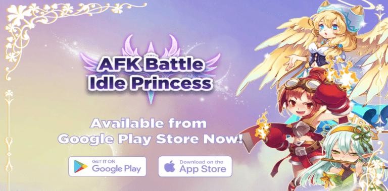 AFK Battle : Idle Princess