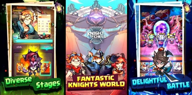 Knight of Chess