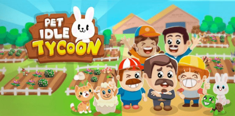 Pet Idle Miner: Farm Tycoon – Take Care of Animals