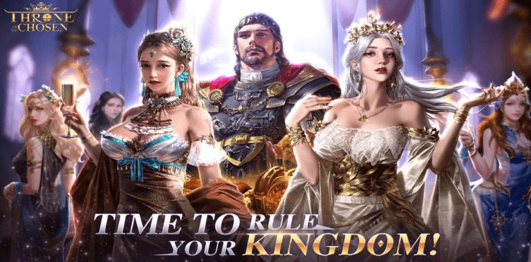Throne of the Chosen