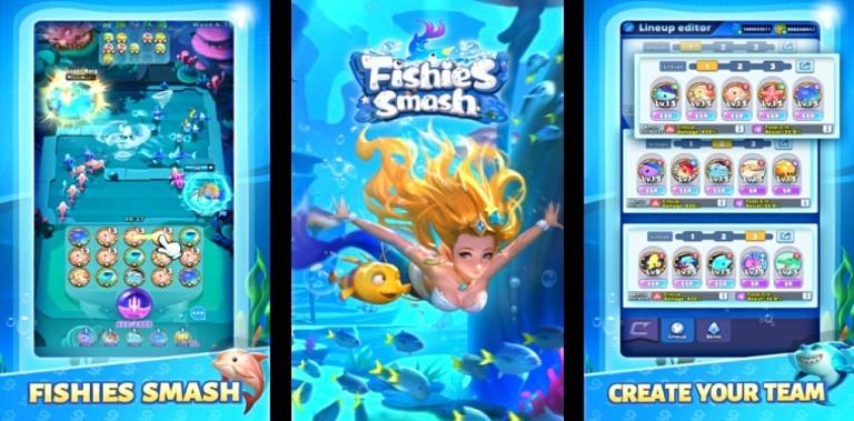 Fishies Smash