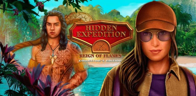 Hidden Objects - Hidden Expedition: Reign