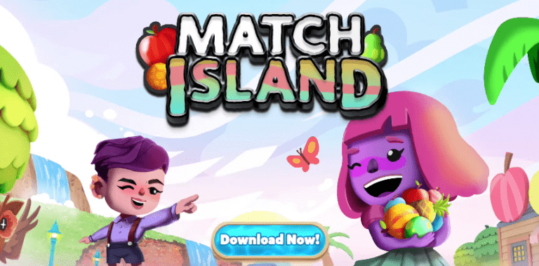 Match Island - Tropical Escape