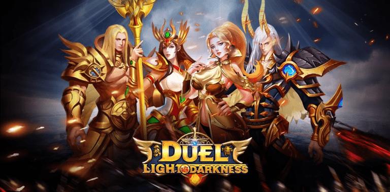 Duel: Light vs. Darkness