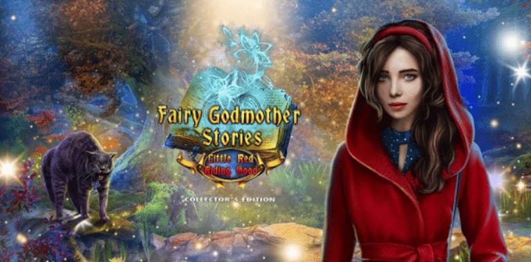 Hidden Objects - Fairy Godmother: Red Hood